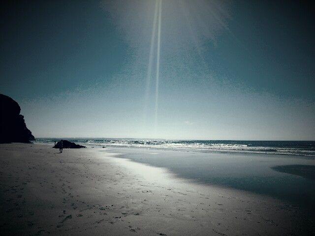 beachside cornwall