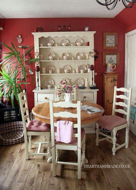 Country Cottage Dining Room. Country Dining Room Cottage R
