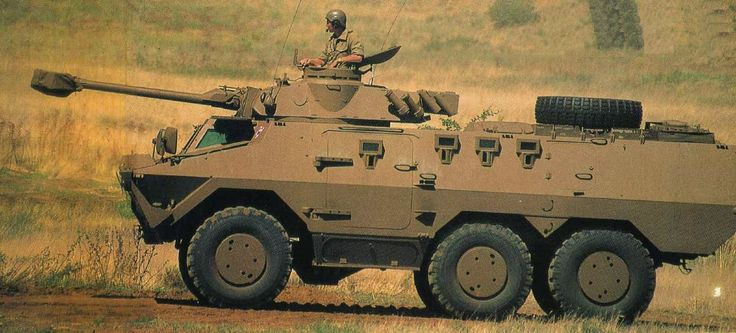 South Africa Ratel 90