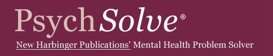 PsychSolve: Good descriptions of d/x and treatment