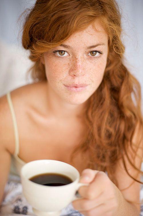 Morning beauty habits