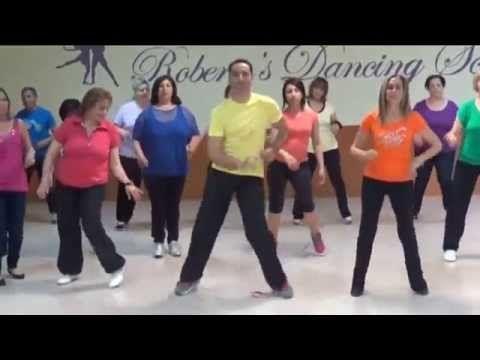 ballo di gruppo TANGO BACHATA CHA CHA