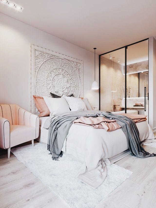 Modern Bohemian Bedroom Home Decor Inspiration Home Decor Home Inspiration Furniture Lounges Decor Bedroom De Home Bedroom Dream Bedroom Bedroom Design