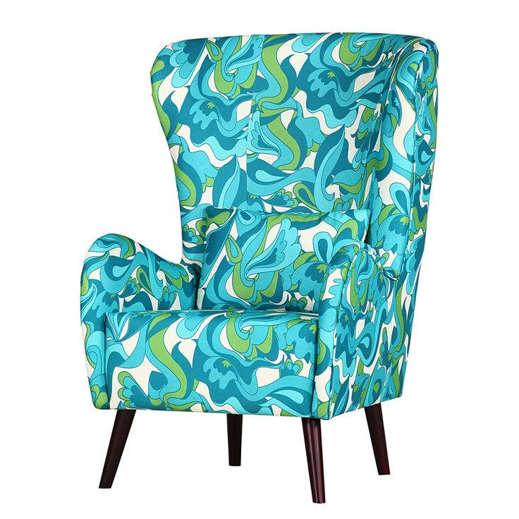 17 meilleures id es propos de fauteuils oreilles sur - Fauteuil turquoise contemporain ...