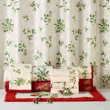 Lenox Holly Bath Collection For Christmas For Someday Practicality Pinterest Products
