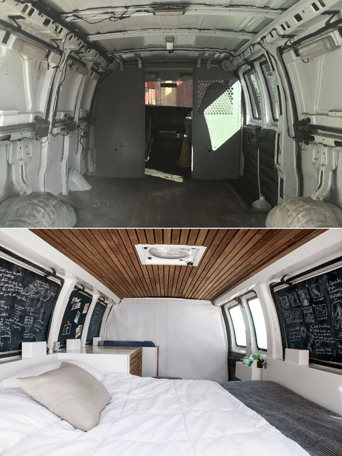 Explore The Entire Van Conversion Process And Learn What It Takes To Live Life On