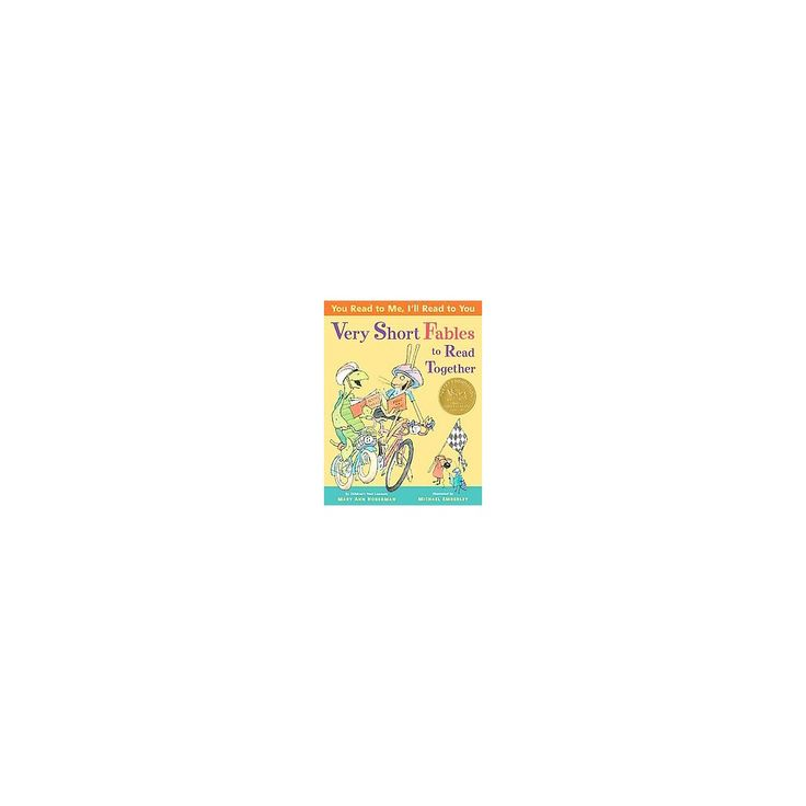 You Read to Me, I'll Read to You: Very Short Fables to Read Together (Paperback) (Mary Ann Hoberman)