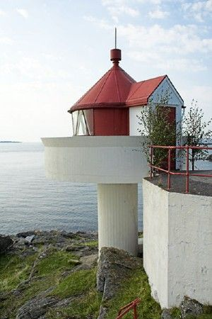 Lighthouses of Norway: Stavanger Area