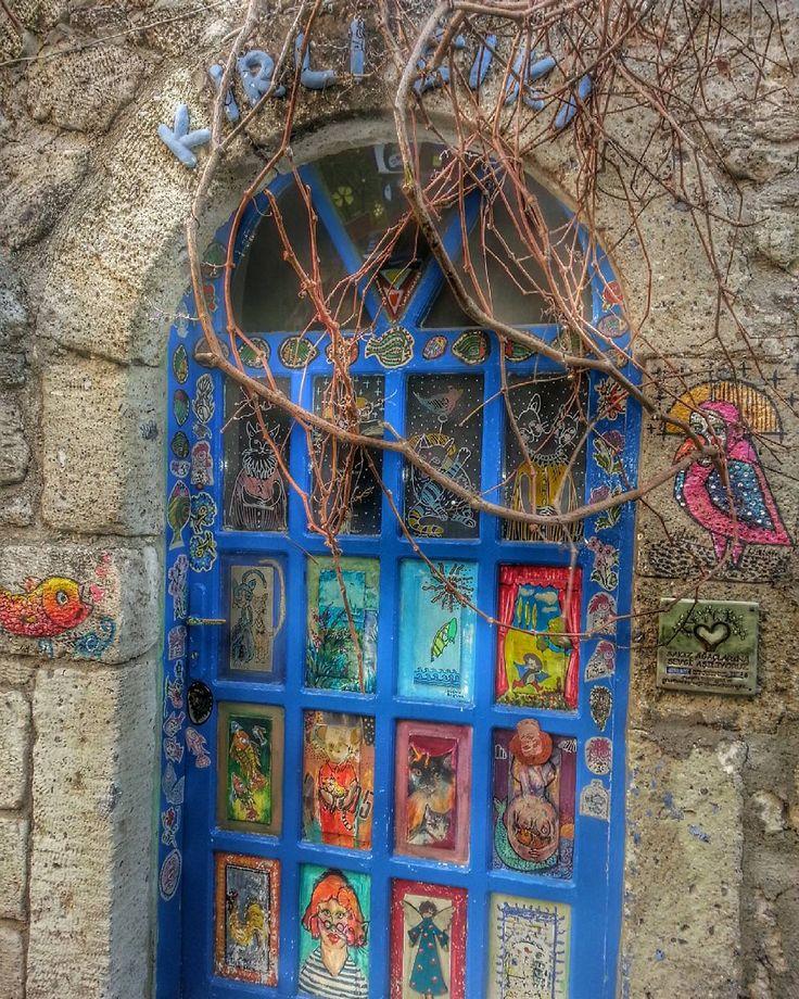 """""""#kirliçıkı gördüğüm en güzel #kapı """""""