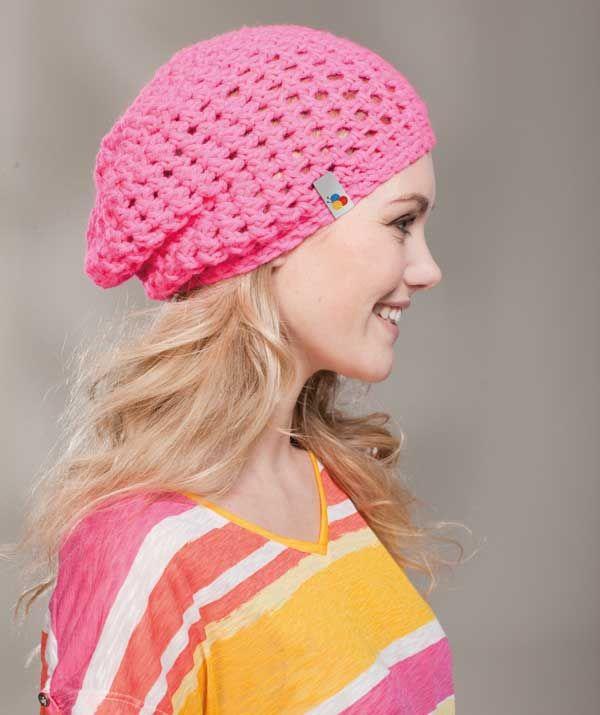 Boston Sun Muts Gratis Haakpatroon - Nieuws - G. Brouwer & Zn BV - Groothandel in fournituren, mode, wol en handwerken