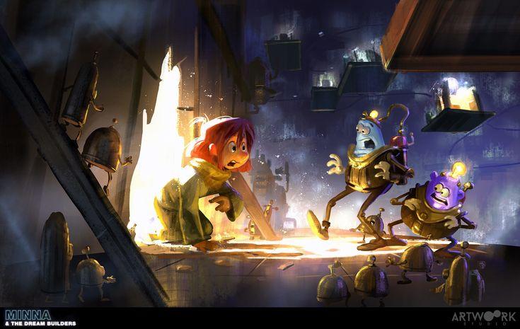 Https Www Artstation Com Artwork 31rag Lovely Lighting