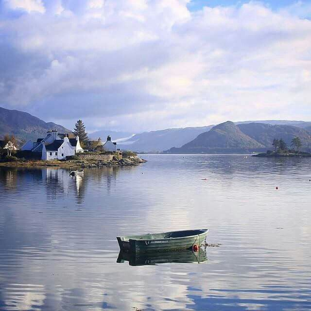 Plockton, Scotland - by Neil Donald