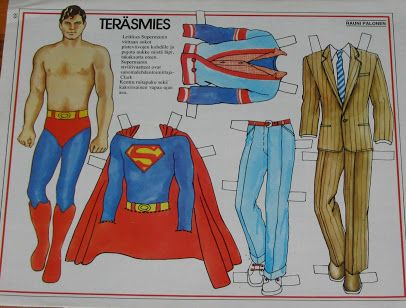 Photo: Teräsmies n:o 13/1979.Superman.