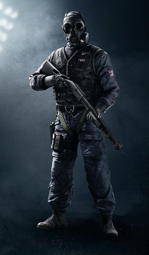 Enjoy The Art of Tom Clancy's Rainbow Six Siege in a ...
