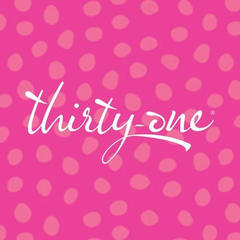 25+ best ideas about Thirty One Logo on Pinterest | Thirty one hostess, 31 ideas and 31 bags