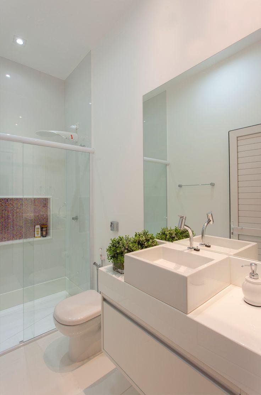 Imagens banheiro branco : Melhores imagens de banheiros bathroom no