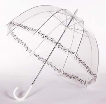 bubble umbrellas   Clear bubble umbrellas,
