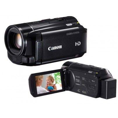 CANON LEGRIA HF M506 Video Camera