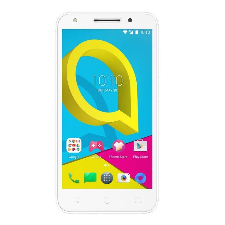 Smartphone Alcatel U5 3G Blanco y Gris https://www.intertienda.es/tienda/moviles/smartphone-alcatel-u5-3g-blanco-y-gris/