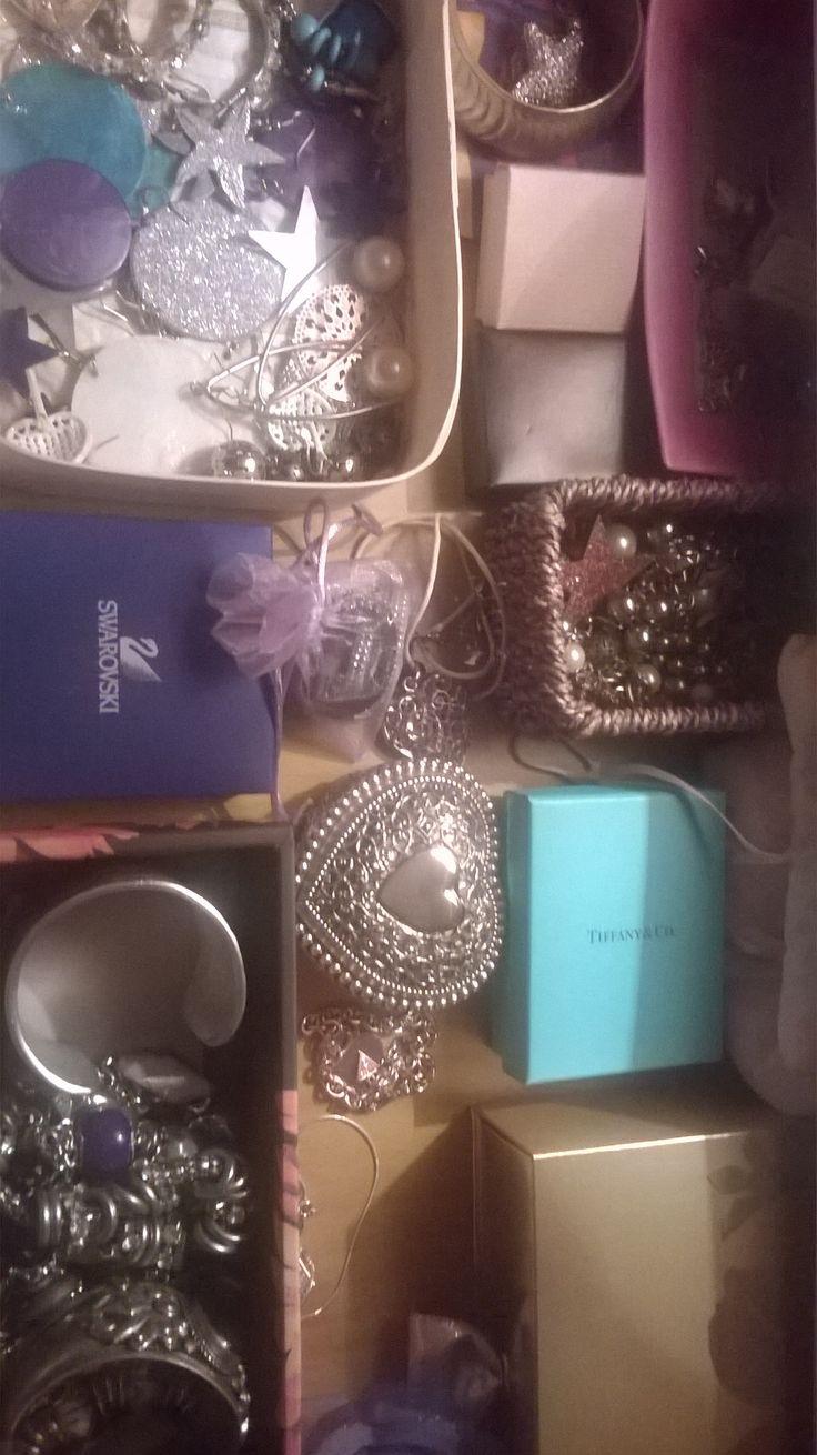 Il cassetto dei bijoux