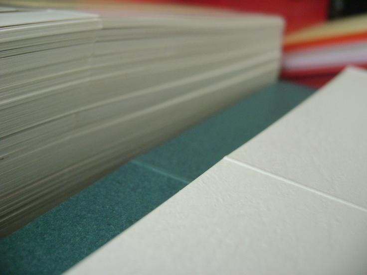Mucho papel... y mucho pro hacer :)