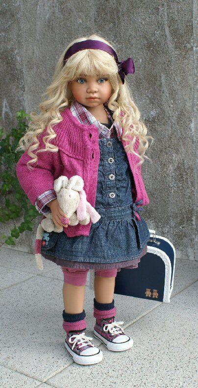 Angela Sutter Dolls: