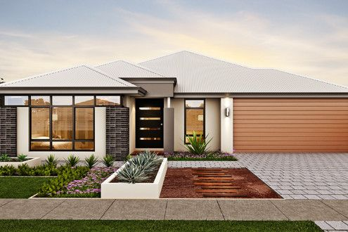 'The Mystique' by Choice by Projex is a stunning 4x2 home design. Complete with a Home Theatre, Scullery and Study.