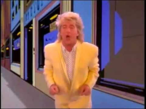 Rod Stewart - The Motown Song (Official Music Video) I have been searching for this video for a long time!