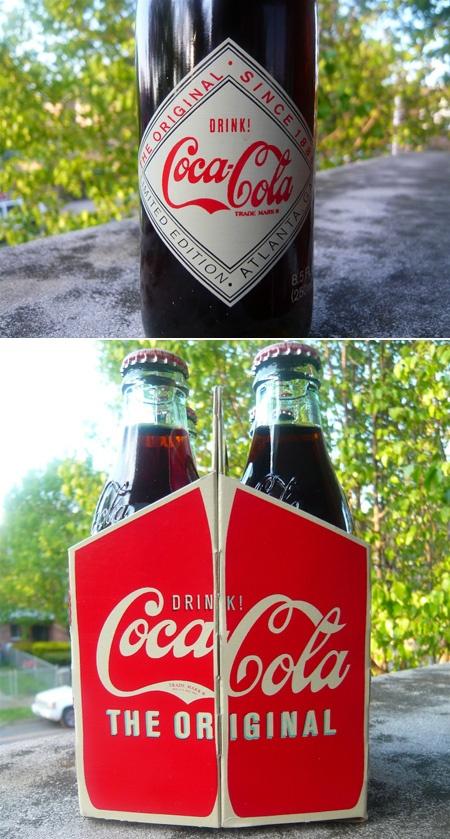 Vintage Coke Packaging