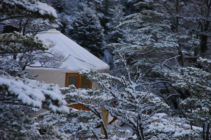 Winter has finally arrived in Patagonia!