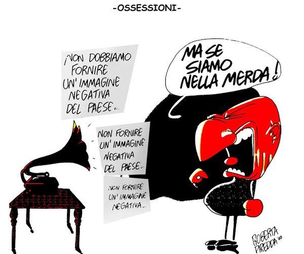 Un dialogo...tra sordi #IoSeguoItalianComics #Satira #Politica #Comics #Humor #Italy #Ossessioni #ottimismo #Governo #opinionepubblica