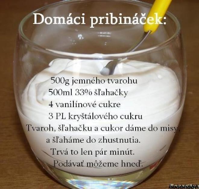 Domáci pribináčik / slavka25 » SAShE.sk - slovenský handmade dizajn