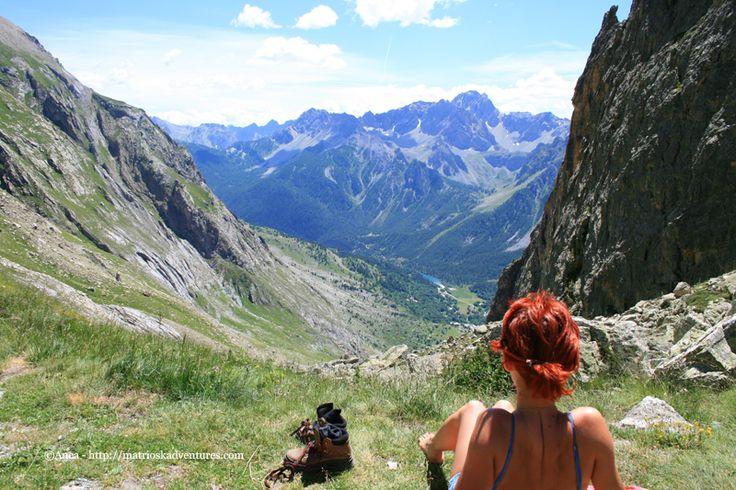Escursione con panorami dolomitici in montagna Piemonte Valle Maira http://matrioskadventures.com/2014/08/27/escursione-con-panorami-dolomitici-in-montagna-piemonte-valle-maira/