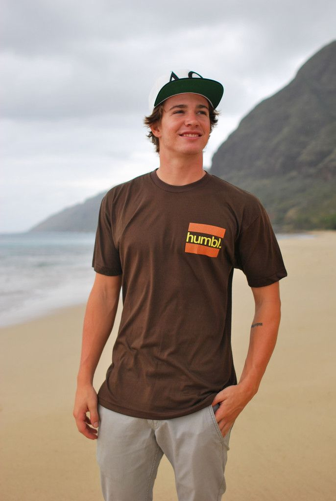 Flagship  $28.00 Available in S-XL sizes Available in white and brown colors  Check out and buy this shirt and other humbl collection here http://humblhawaii.com/