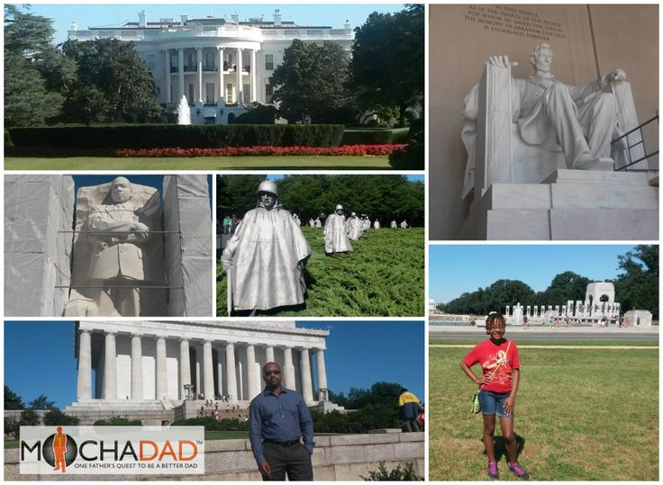 Monuments in Washington, DC