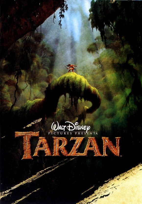 """Tarzan"" (1999). Walt Disney Pictures / Edgar Rice Burroughs Inc."