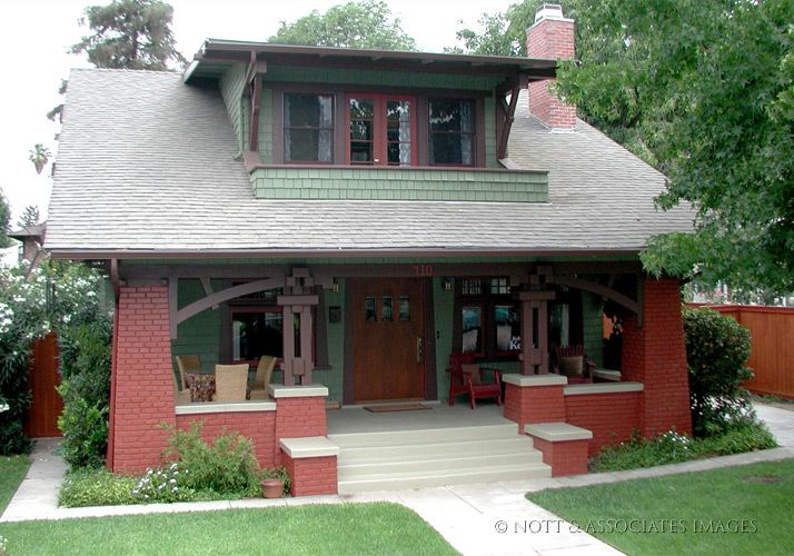 Completely restored craftsman home in south pasadena for Pasadena craftsman homes
