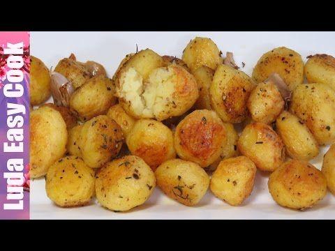 СЕКРЕТ Вкусной КАРТОШКИ в духовке рецепт - Delicious Dishes of potatoes in the oven - YouTube
