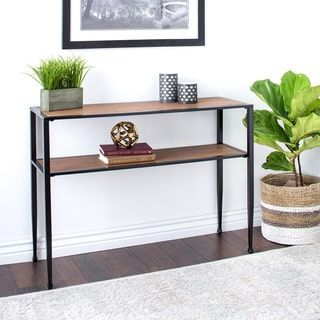 Shop for Shuffle Sofa Table. Get free shipping at Overstock.com - Your Online Furniture Outlet Store! Get 5% in rewards with Club O! - 14037742