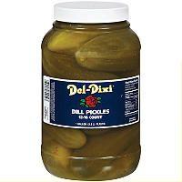 Del DixiR Dill Pickles