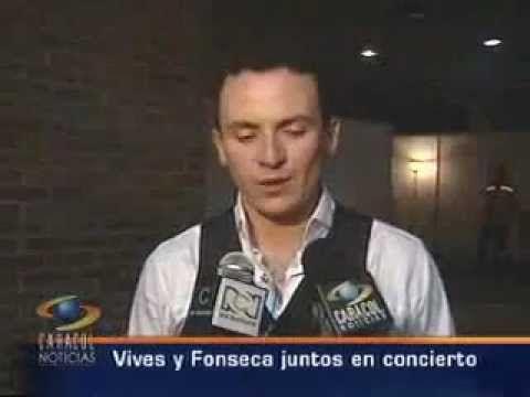 Carlos Vives y Fonseca acompañaron la celebración de 50 años de Colsubsidio