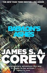 This is the book I was most looking forward to this year, and I'm very happy to showcase it as my last review for 2016: The Expanse is without doubt one of the best space opera series currently run…