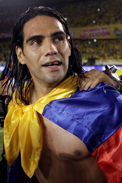 @Colombia Selection: Declaraciones de Radamel Falcao - Colombia 3 Chile 3 (11/10/2013) #SoccerPerformanceTV