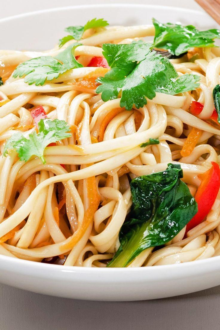 Japanese Yakisoba Noodle Stir Fry (Weight Watchers)