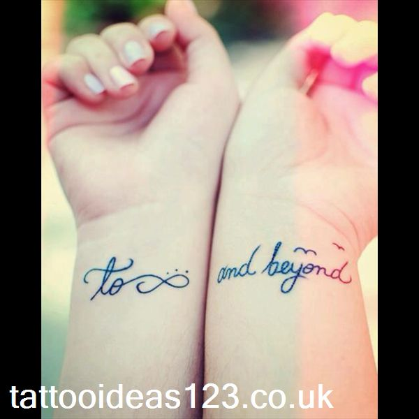 I normally don't like the typical cute girl tattoos but I really like this