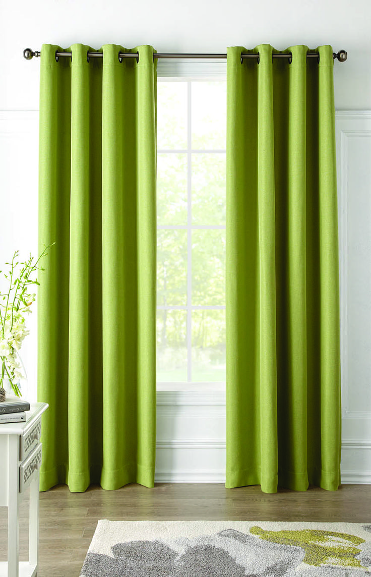 Ba bathroom curtains at sears - Cobistyle Drapery At Sears Thermal Tweed Great For The Cottage
