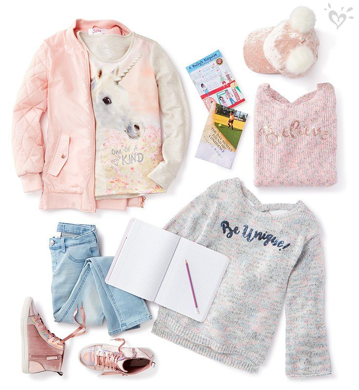 We're taking lots of style notes: magical details, super soft fabrics, shimmery accents. Check, check & check!