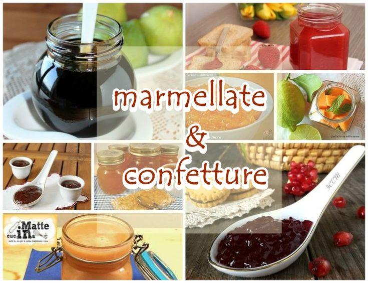 Ricette+Confetture+e+marmellate