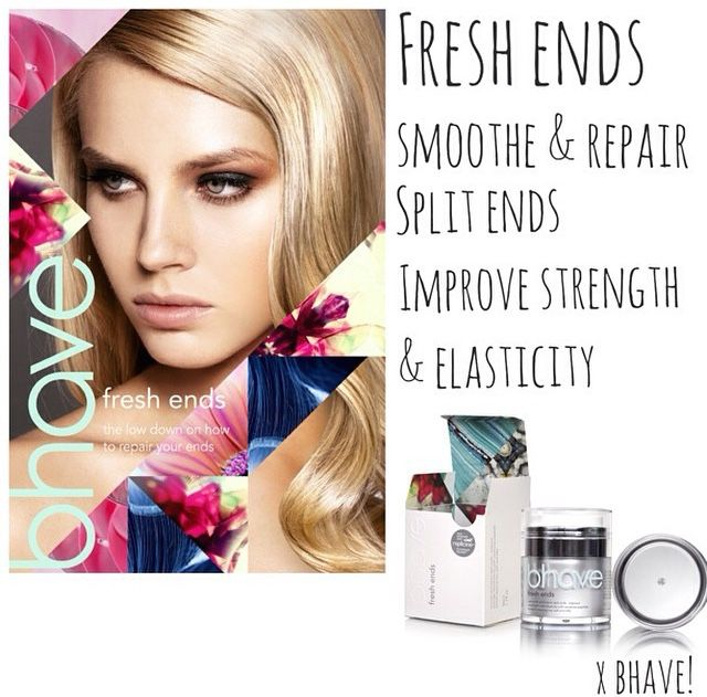 The most advanced split-ends repair system on the planet! http://www.hairtodayhairtomorrow.co.za/collections/bhave/products/fresh-ends