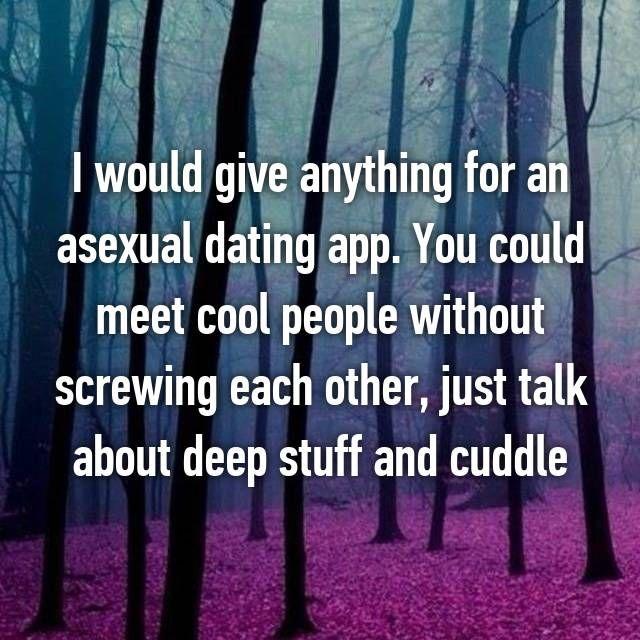 Meet asexuals